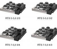 Richtapparate der Serien RTS 5 und RTS 7