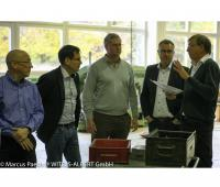 Meeting of the US and the European resellers