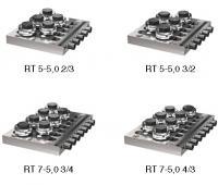 Neue Richtapparate der Serien RT 5 und RT 7